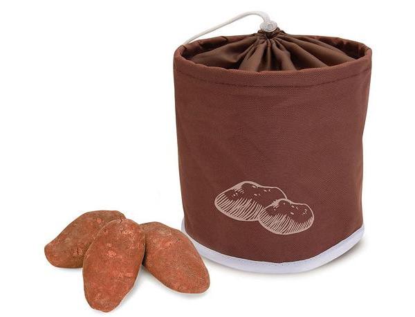 Bolsa para conservar las patatas